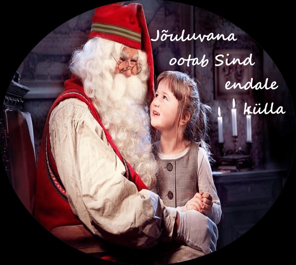 Lapimaale jõuluvanale külla